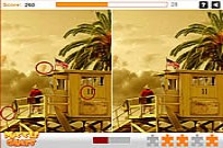 Play Nature Difference game