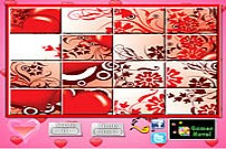 Play Puzzle Craze Valentine's Day game