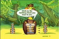 Play Monkey's Tower game