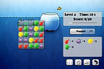 Play Adventure with Fish puzzle game