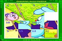 Play Cheerful Balls Puzzle game