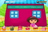 Hungry Dora Game