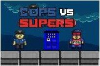 Play Cops vs Supers game