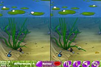 spielen Jolly Pond - Spot the Difference Spiel