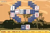 Play Sand Enigma Solitaire game