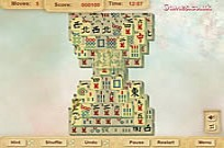Play Mahjong Solitaire game