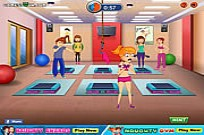 Play Naughty Gym game