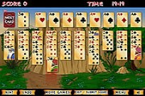 Play Forty Thieves Solitaire Gold game