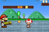 Play Mario vs Luigi 4 game