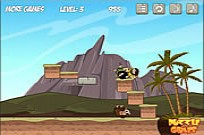 Play Rolly Stone Age game