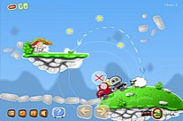 Play Sky Sheep game