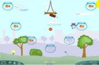 Play Eat The Fish Puzzle game