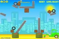 Play Rolling Tires 3 (y8 logo) game