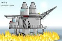 Play ClickDEATH 2 Oil Rig game