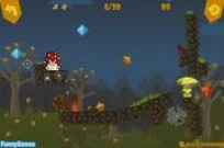Play Mushroom Showdown game