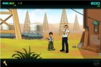 Play Ben10 The Mystery Of The Mayan Sword Finale game