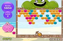 Play Bubble Monster game