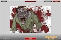 Play Zombie Puzzle Game game