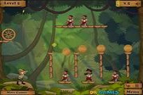 Play Jungle Mafia Man game