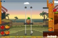 Play Fruits War game