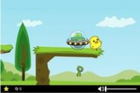 Play Chick, Run back home! game