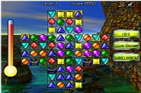 Play Galactic Gems 2 game
