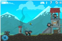 Play ArtilleryRush game