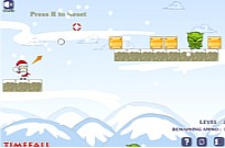 Play Snowball Rage game