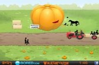 Play ClickDEATH Pumpkin Patch game