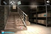 Play escape 3D Witch House game