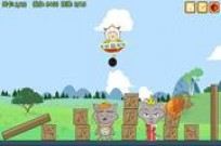 Play Goat Village Defender game