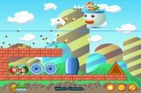 Play Mario War Escape game