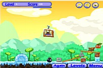 Play Save Penguin game