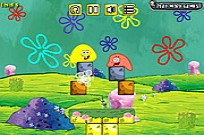 Play Spongebob Jelly Puzzle 3 game