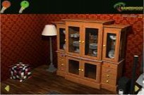 Play Red Room Escape game