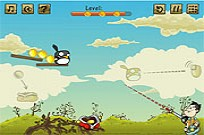 Play Tommy Vs Birds game