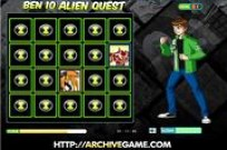 Ben 10 Alien Quest Game