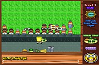 SpongeBob Fastfood Restaurant Game