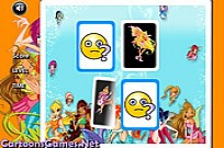 Play Winx Club Matching game
