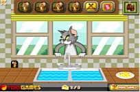 Play Tom and Jerry Cheese War game