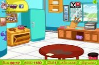 Play Clean Up Kitchen game
