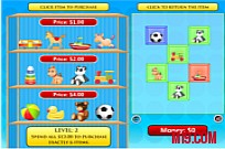 Play Go Shopping (Math) game