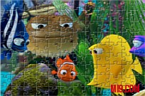 Play Nemo Fish Jigsaw game