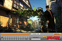 Play Sherlock Holmes: Finds Hidden Letters game