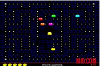 Play First Classic Pacman game
