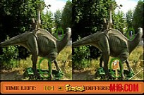 Play Differences in Dino Land game