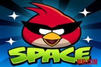 Bermain HD Angry Birds Space unlocked Gratis Online permainan