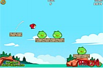 Play Angry Birds Hero Rescue game