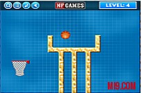 Play Basketball Gozar game