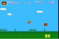 Play Super Mario Bros Crossover 3 game